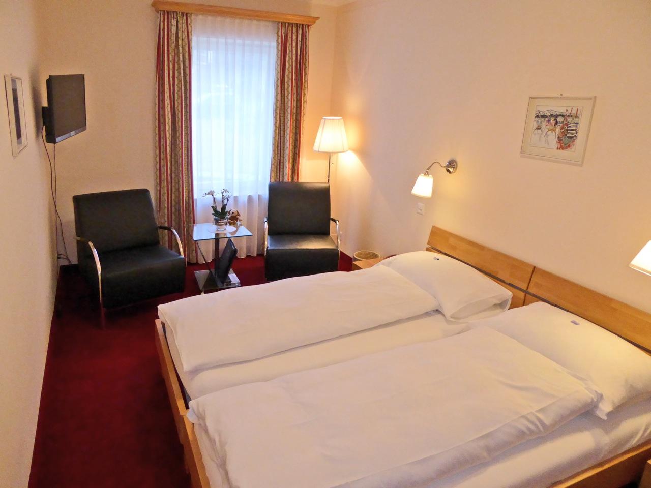 Hotel - Engadinerhof